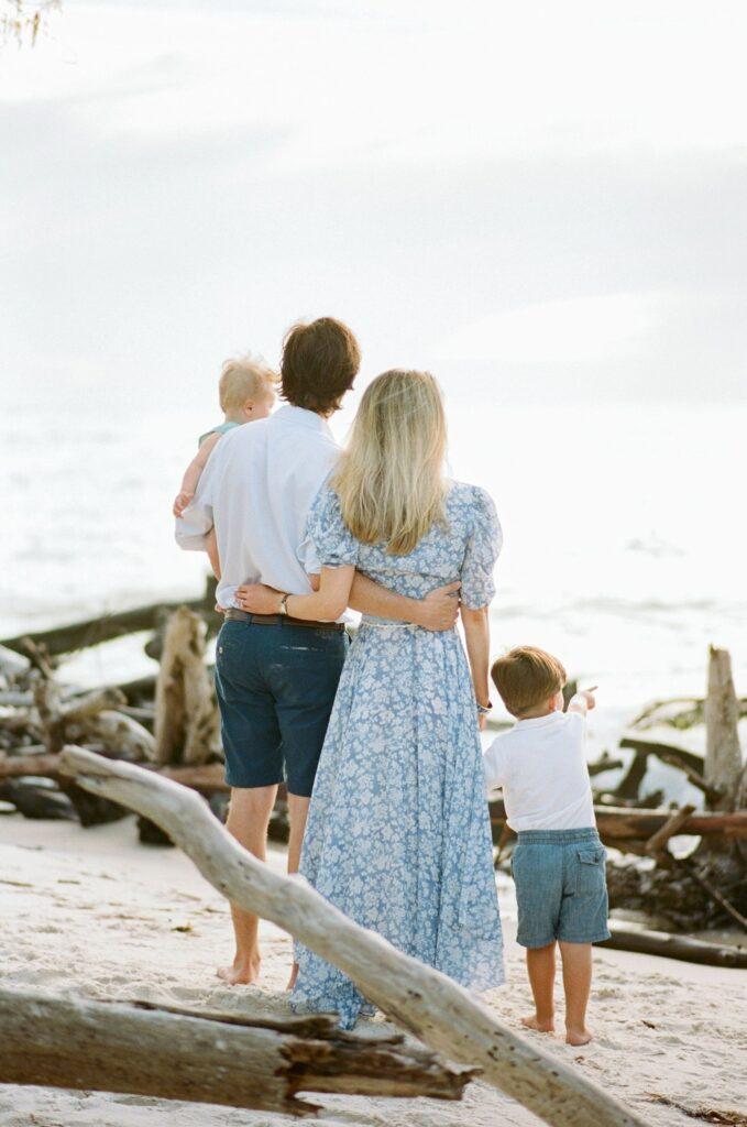 Rodzina obejmująca się